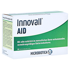 INNOVALL Microbiotic AID Pulver 28x5 Gramm