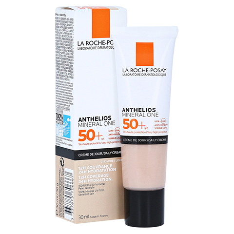 La Roche-Posay Anthelios Mineral One 01 Creme LSF 50+ 30 Milliliter