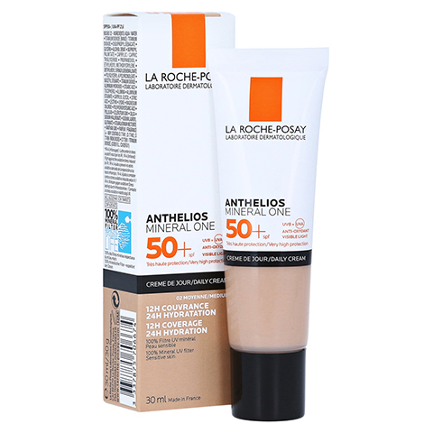 La Roche-Posay Anthelios Mineral One 02 Creme LSF 50+ 30 Milliliter