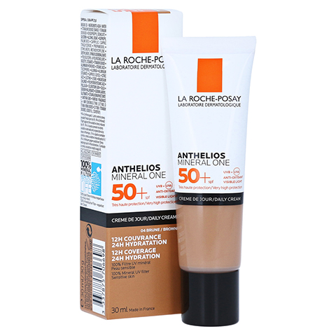 La Roche-Posay Anthelios Mineral One 04 Creme LSF 50+ 30 Milliliter
