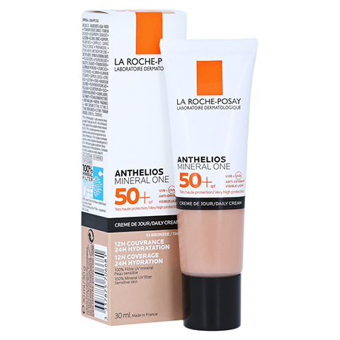 La Roche-Posay Anthelios Mineral One 03 Creme LSF 50+ 30 Milliliter