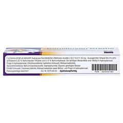 Kamillosan 20 Gramm N1 - Unterseite