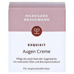 Hildegard Braukmann EXQUISIT Augen Creme 30 Milliliter - Vorderseite