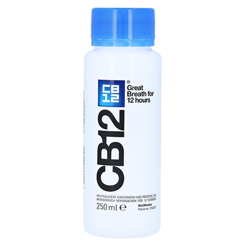 CB12 Mundspüllösung 250 Milliliter