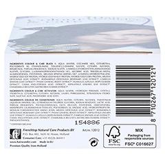 HAIRWONDER Colour & care black Creme 100 Milliliter - Unterseite