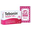 Tebonin konzent 240mg + gratis Tebonin Spielkarten 120 Stück N3
