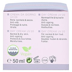 WIDMER Tagescreme UV 20 leicht parfümiert 50 Milliliter - Linke Seite