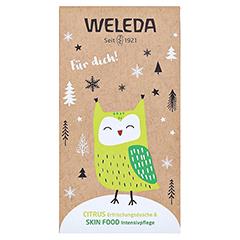 WELEDA Geschenkset mini Citrus/Skin Food 2020 1 Packung - Vorderseite