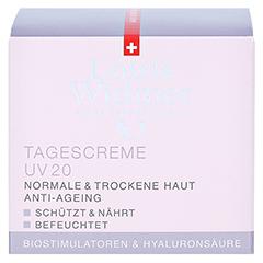 WIDMER Tagescreme UV 20 leicht parfümiert 50 Milliliter - Vorderseite