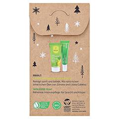 WELEDA Geschenkset mini Citrus/Skin Food 2020 1 Packung - Rückseite