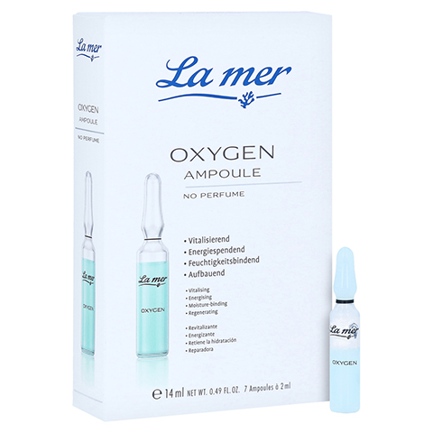 LA MER Ampulle Oxygen o.Parfum 7x2 Milliliter