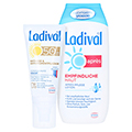 LADIVAL Sonnenschutz Gesicht Anti-Pigm.Cr.LSF 50+ + gratis Ladival Empfindliche Haut Apres Lotion 200 ml 50 Milliliter
