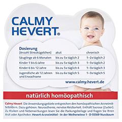 CALMY Hevert Globuli 7.5 Gramm N3 - Rückseite