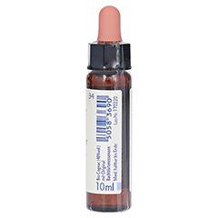 BACHBLÜTEN Water Violet Healing Herbs Tropfen 10 Milliliter - Linke Seite