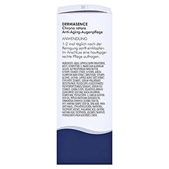 Dermasence Chrono Retare Anti-Aging-Augenpflege 15 Milliliter - Linke Seite