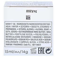 VICHY AQUALIA Thermal reichhaltige Creme/R 15 Milliliter - Unterseite