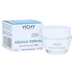 VICHY AQUALIA Thermal reichhaltige Creme/R 15 Milliliter