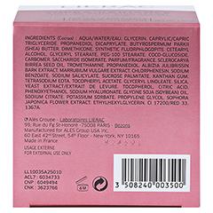 LIERAC Supra Radiance Creme 50 Milliliter - Unterseite