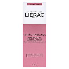 LIERAC Supra Radiance Maske 75 Milliliter - Rückseite