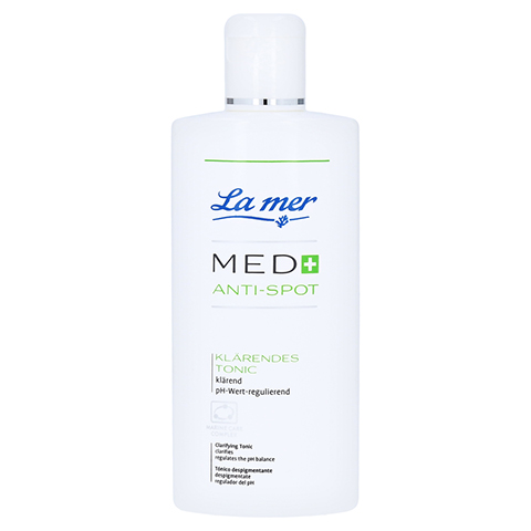 LA MER MED+ Anti-Spot klärendes Tonic o.Parfüm 200 Milliliter