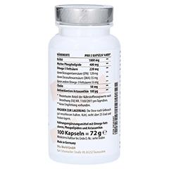 KRILLÖL 500 mg Antarktik Kapseln 100 Stück - Linke Seite