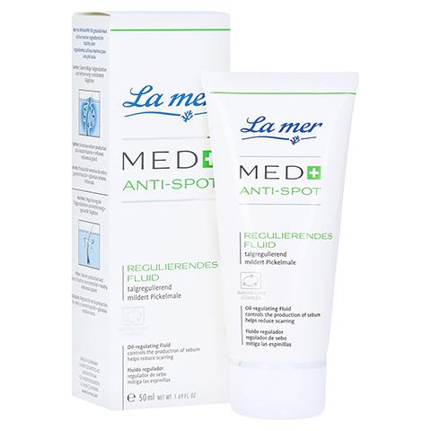 LA MER MED+ Anti-Spot regulierendes Fluid o.Parfüm 50 Milliliter