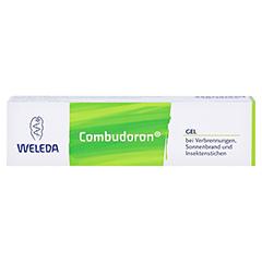 COMBUDORON Gel + gratis Weleda Kosmetikbeutel 70 Gramm N2 - Vorderseite