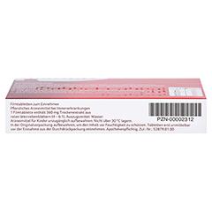 Antistax extra Venentabletten 30 Stück - Unterseite