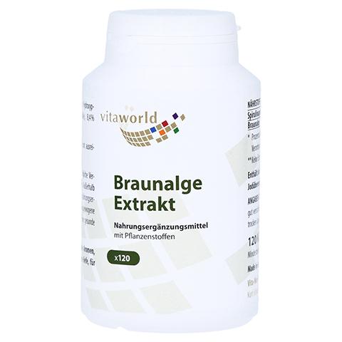 BRAUNALGEN Ektrakt 500 mg Kapseln 120 Stück