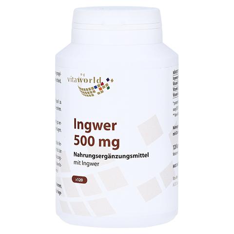 INGWER KAPSELN 500 mg 120 Stück
