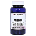 ARGININ 500 mg GPH Kapseln