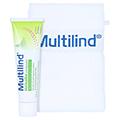 Multilind Heilsalbe mit Nystatin + gratis Multilind Waschlappen 25 Gramm N1