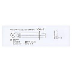 FREKA CONNECT ENFit/ProNeo Spritze 100 ml XS 1x1 Stück - Rückseite