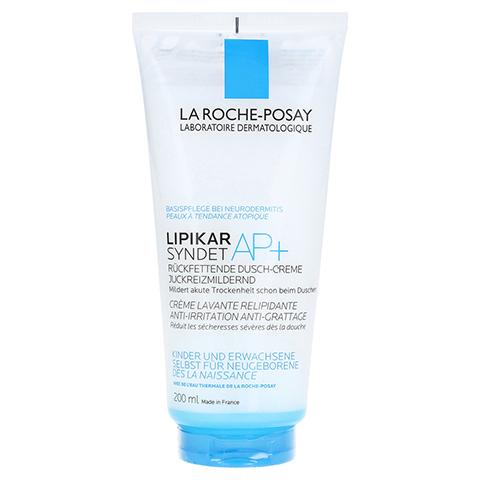 La Roche-Posay Lipikar Syndet AP+ Rückfettende Dusch-Creme 200 Milliliter