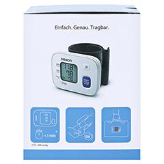 Omron RS2 Handgelenk Blutdruckmessgerät 1 Stück - Rechte Seite