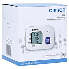 Omron RS2 Handgelenk Blutdruckmessgerät 1 Stück