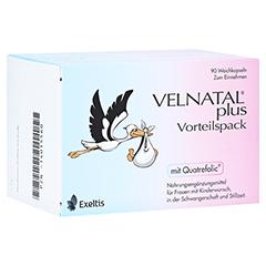 VELNATAL plus Vorteilspack Kapseln 3x30 Stück