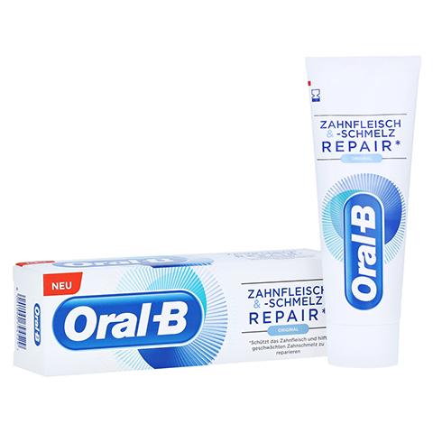 ORAL B Zahnfleisch & -schmelz Original Zahncreme 75 Milliliter