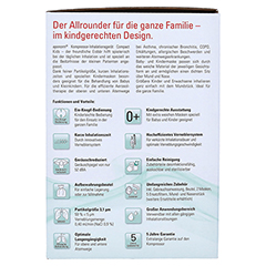 APONORM Inhalationsgerät Compact Kids 1 Stück - Rechte Seite