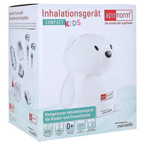 APONORM Inhalationsgerät Compact Kids 1 Stück