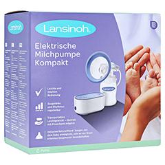 LANSINOH elektrische Milchpumpe Kompakt 1 Stück