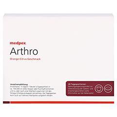 medpex Arthro 30 + 30 Stück - Vorderseite