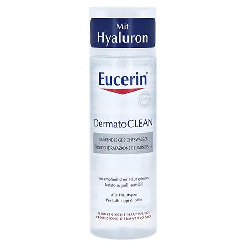 Eucerin DermatoCleanKlärendes Gesichtswasser 200 Milliliter