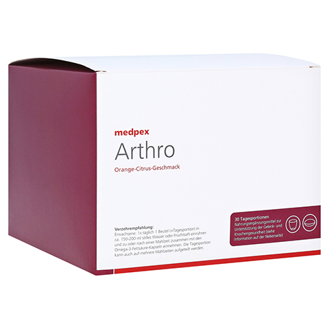 medpex Arthro 30 + 30 Stück