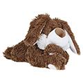WÄRME STOFFTIER Beddy Bear Hase Plush liegend 1 Stück
