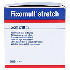 FIXOMULL stretch 5 cmx10 m 1 Stück - Linke Seite