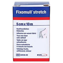 FIXOMULL stretch 5 cmx10 m 1 Stück - Vorderseite