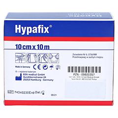 HYPAFIX Klebevlies hypoallergen 10 cmx10 m 1 Stück - Rückseite