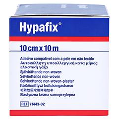 HYPAFIX Klebevlies hypoallergen 10 cmx10 m 1 Stück - Rechte Seite