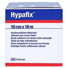 HYPAFIX Klebevlies hypoallergen 10 cmx10 m 1 Stück - Linke Seite